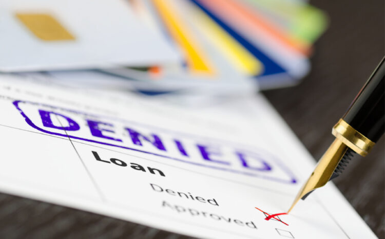 Top 5 reasons why your personal loan application could get rejected